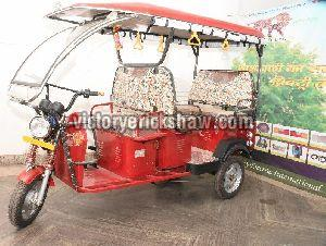 Victory Sumfnl Battery Operated E Rickshaw