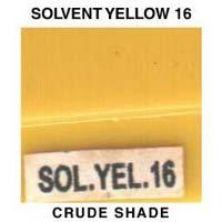 Solvent Yellow 16