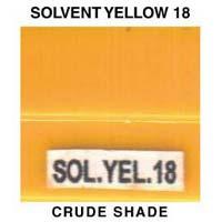 Solvent Yellow 18