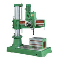 Geared Radial Drilling Machine (SIC 40 / 1000 DC)