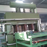 Plywood Hydraulic Press Machine