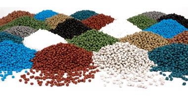 Mix Plastic Granules