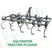 Cultivator Tractor Plough