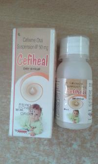 Cefiheal Dry Syrup