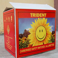 Slotted Carton With Top Ply Duplex Carton