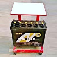 Iron Battery Trolleys