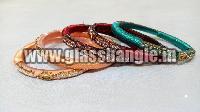Silk Thread Bangle 03