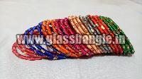 Silk Thread Bangle 09