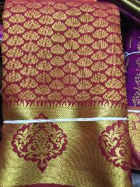 Brocade Art Silk Saree 02