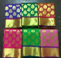Brocade Art Silk Saree 06