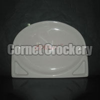 2 Bowl Dosa Plate