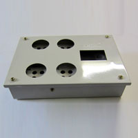 Multi Socket Enclosures