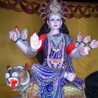 Ambe Mata Statue