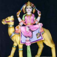 Dashama Statue