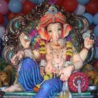 Gypsum Ganesh Statues (GK221)