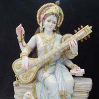 Saraswati Mata Statue