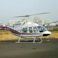 Bell 206 Helicopter Charter