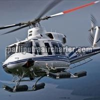 Bell 412 Helicopter Charter
