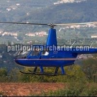 Robinson 44 Helicopter Charter