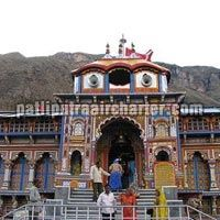Shri Badrinath Ji Yatra By Helicopter