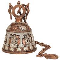 Brass Hanging Bell