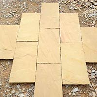 Lalitpur Yellow Dry Sandstone