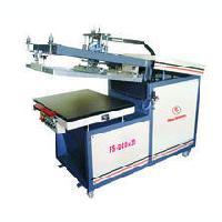 Auto Flat Screen Printing Machine