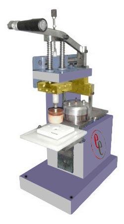 Manual Pad Printing Machine with Close Cup