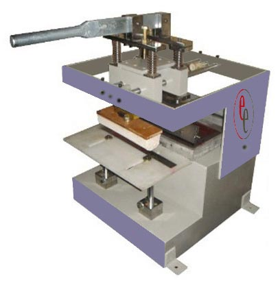 Manual Pad Printing Machine with Open Inkwell