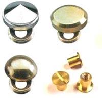 Brass Mirror Caps
