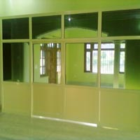 Aluminium Door Fabrication