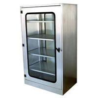Stainless Steel Laboratory Wall Cabinet