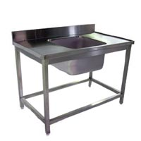 Stainless Steel Sink (1BST-RTS10)