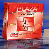 Microscope Glass Slides (Deluxe)