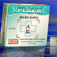 Microscope Glass Slides (Frosted)