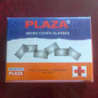 Microscope Rectangular Cover Glasses