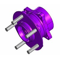 Design and Validation of Rear Wheel Hub