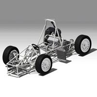 Formula Chassis Design