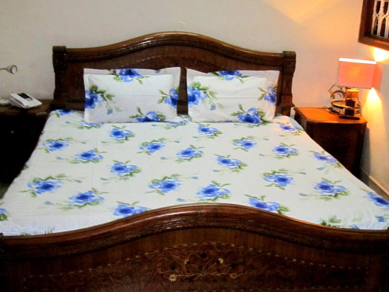 Cotton Printed Bed Sheet 03