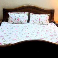 Cotton Printed Bed Sheet 04