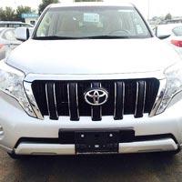 2014 New Toyota Prado LHD Car