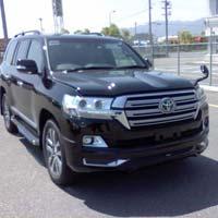 2016 New Toyota Landcruiser Highest Option