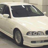 Used 1997 BMW 528I LHD Car