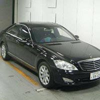 Used 1999 Mercedes BENZ LHD S500 Car