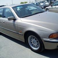 Used 2000 BMW 528I LHD Car