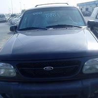 Used 2000 Ford Explorer LHD Car