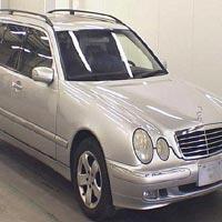 Used 2000 Mercedes E240 LHD Car