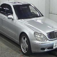 Used 2000 Mercedes S500 LHD Car (Sky Blue)