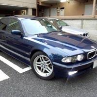 Used 2001 BMW 735i LHD Car