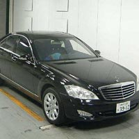 Used 2006 Mercedes S500 LHD Car